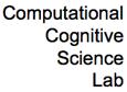 Computational Cognitive Science Lab