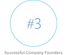 UCB ranks #3 for successful company founders