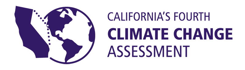 California's Fourth Climate Change Assessment logo
