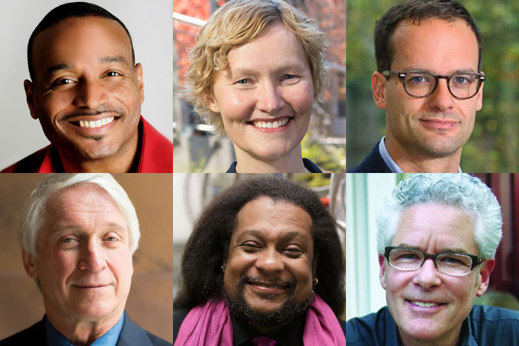 Rucker Johnson, Annette Vissing-Jorgensen, Stefano DellaVigna, Stephen Hinshaw, Tyrone Hayes and R. Jay Wallace have been elected to the American Academy of Arts and Sciences.