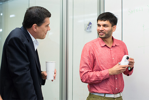 Alex Bayen and Pulkit Agrawal UC Berkeley