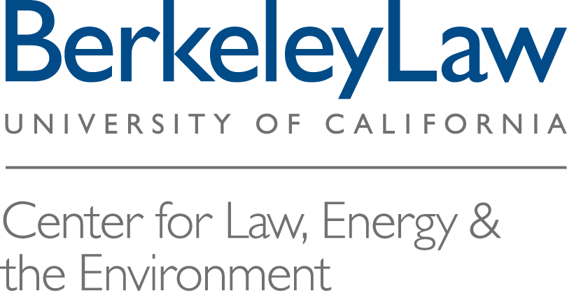 Center for Law, Energy & the Environment logo