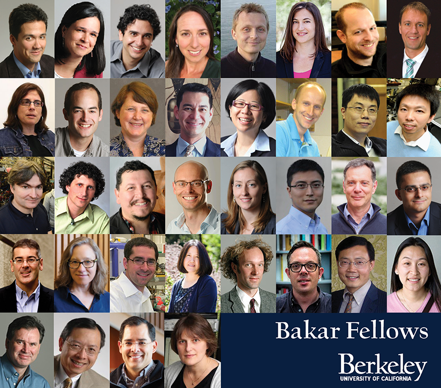 photo gallery of Bakar Fellows
