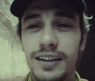 "Picture of James Franco in movie ""127 hours"""