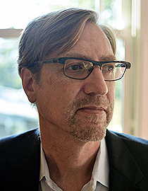 headshot of co-author Paul Pierson, a political scientist at UC Berkeley