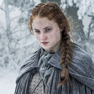 Sansa Stark, the character whom many predicted would win the Iron Throne in the blockbuster drama, Game of Thrones.