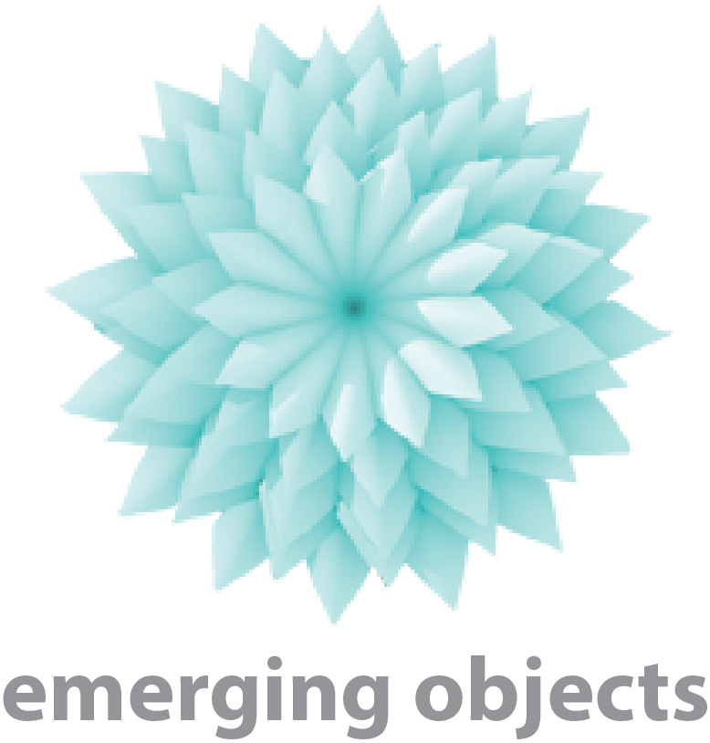 Emerging Objects logo