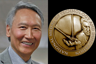 Chenning Hu, National Medal of Technology and Innovation