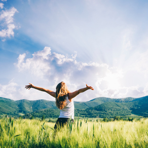 The awe we feel when were in nature may help lower levels of pro inflammatory proteins a new study suggests istockphoto
