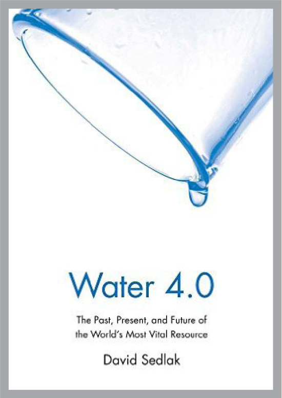 Water 4.0 book cover