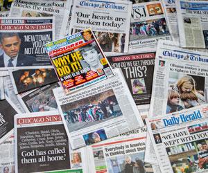 Connecticut guide newspaper research