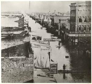 flood of 1861-62