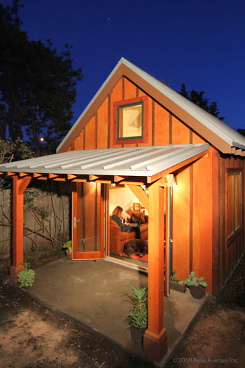 ... Cottage Built By New Avenue Homes In The West Berkeley Backyard Of  Karen Chapple, A UC Berkeley Associate Professor Of City And Regional  Planning Who Is ...