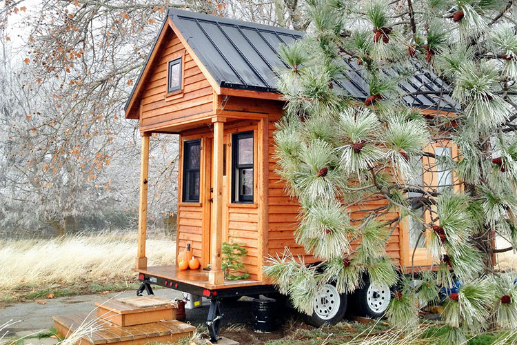 The Psychology Behind Tiny House Movement