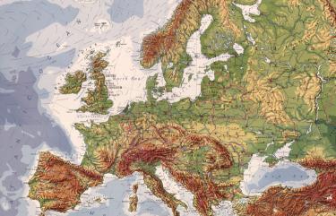europe map uc berkeley