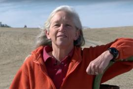 Geophysicist Peggy Hellweg