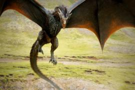"the mythical dragons in ""Game of Thrones"" is based on chickens, which also happen to be the closest relatives to T-Rex?"