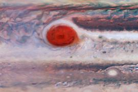 Jupiter and Great Red Spot