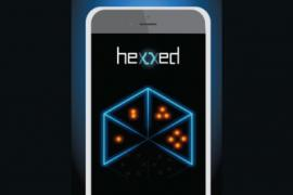 photo of mobile phone app hexxed