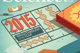 Science's 2015 Breakthrough of the Year