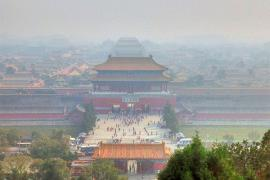 Beijing's Forbidden City